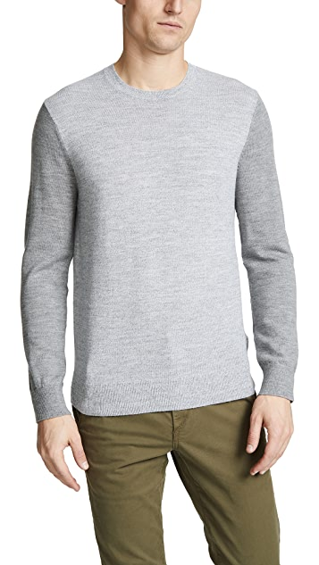 Club Monaco Merino Crew Neck Sweater