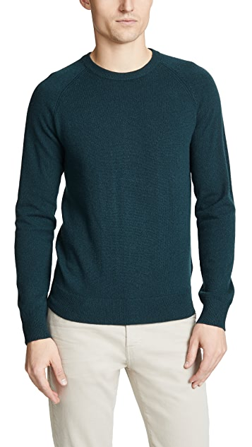 Club Monaco Crew Neck Cashmere Sweater