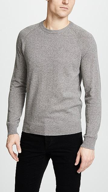Club Monaco Cashmere Crew Neck Sweater
