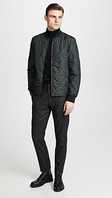 Club Monaco Quilted Jacket
