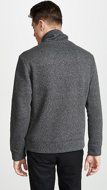 Club Monaco Funnel Neck Sweatshirt