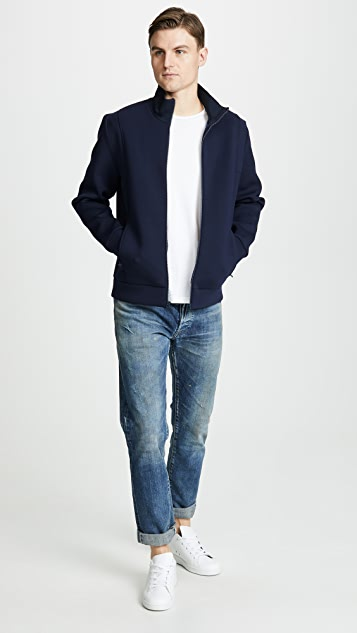 Club Monaco Tech Track Jacket