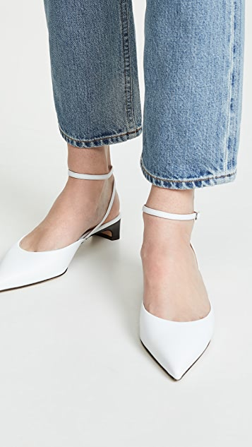 Club Monaco Ambrah Point Toe Pumps