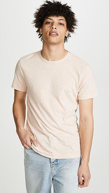 Club Monaco Slubbed T-Shirt