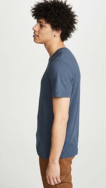 Club Monaco Slubbed T-Shirt