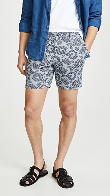Club Monaco Baxter Kolette Floral Shorts