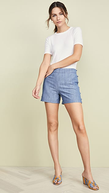 Club Monaco Marnee Shorts