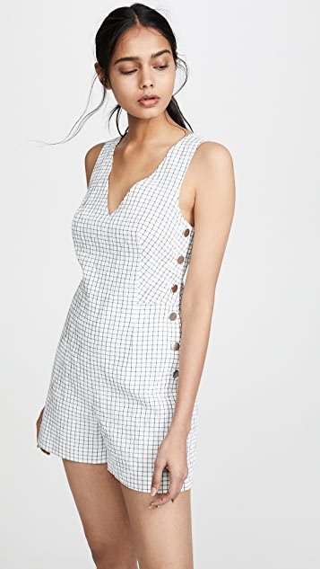 Cahdell Romper by Club Monaco