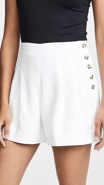 Club Monaco Lettee Shorts