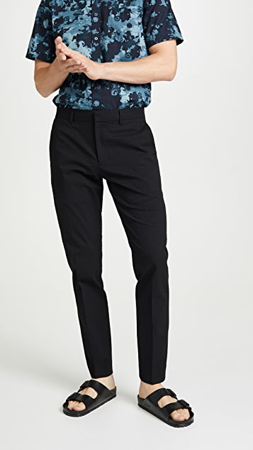 Club Monaco Sutton Seersucker Pants