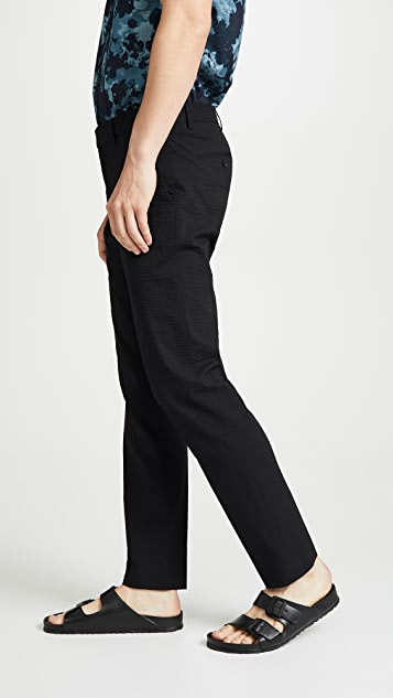 Club Monaco Sutton Seersucker Pants
