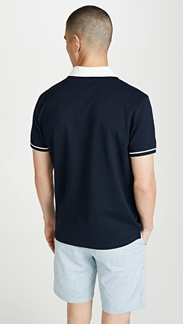 Club Monaco Welt Pocket Polo Shirt
