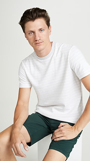 Club Monaco Multi Stripe Tee
