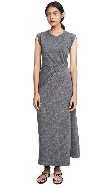 Club Monaco Трикотажное макси-платье
