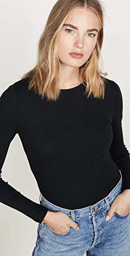 Club Monaco - Carolena Long Sleeve Tee