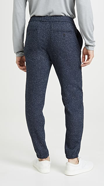 Club Monaco Lex Twill Donegal Pants