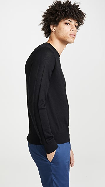 Club Monaco Luxe Merino Links Crew Sweater