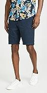 Club Monaco Maddox Pattern Shorts