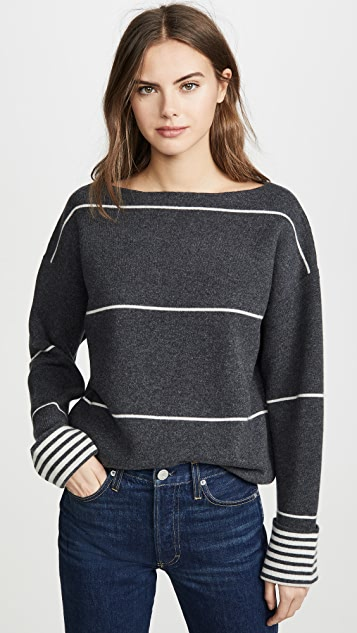 Club Monaco Knits Esquinah Cashmere Sweater