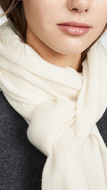 Club Monaco Кашемировый шарф Adele