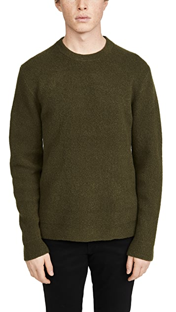 Club Monaco Soft Wool Crew Sweater