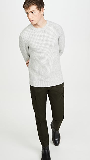 Club Monaco Cashmere Stitch Crew Sweater
