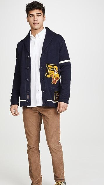 Club Monaco Melange Solid Shirt