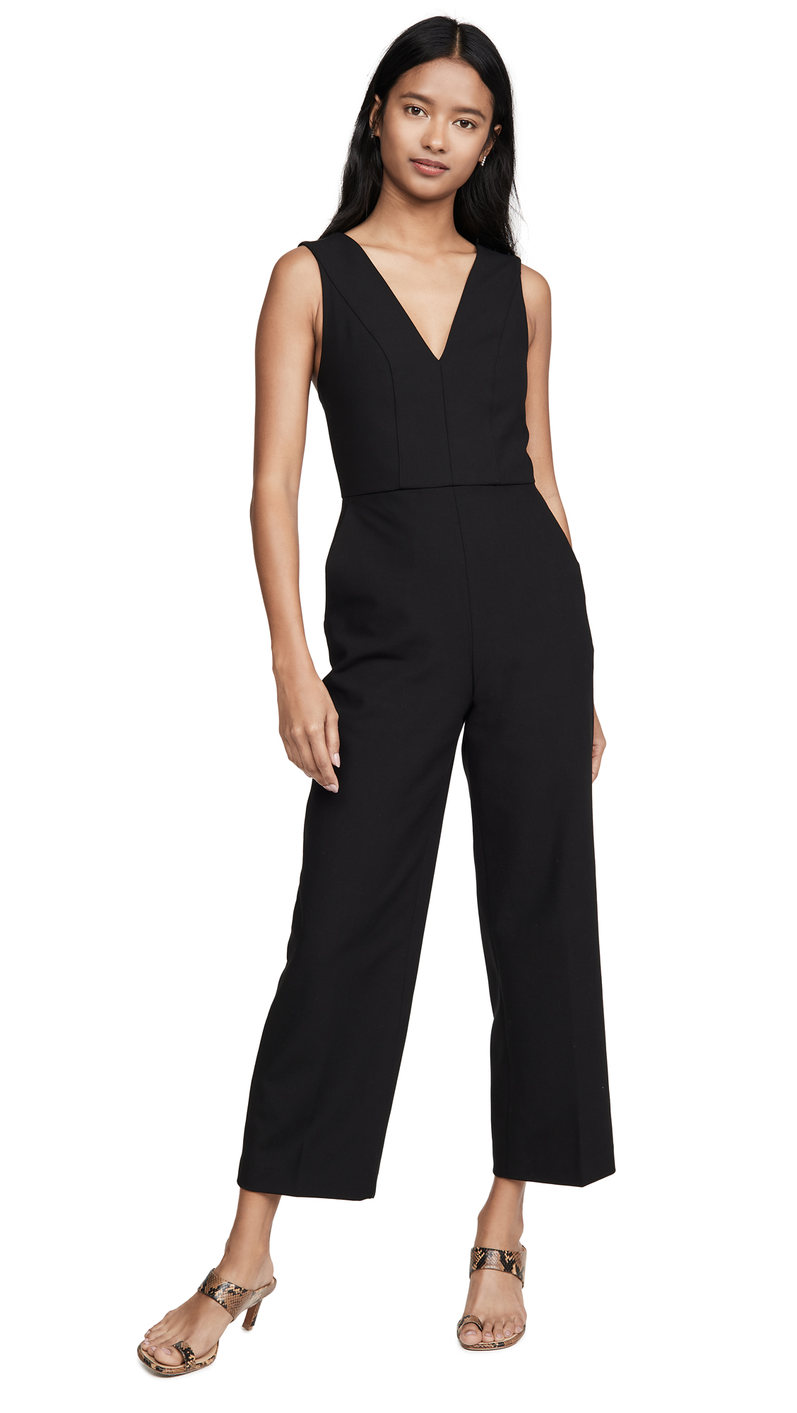 Club Monaco Day To Night Jumpsuit