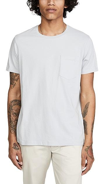 Club Monaco Short Sleeves Williams Pov Shirt