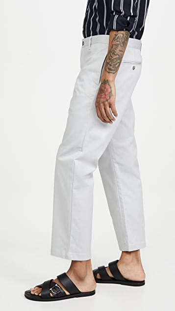 Club Monaco Cropped Pants