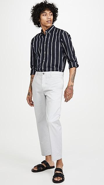 Club Monaco Cropped Pants