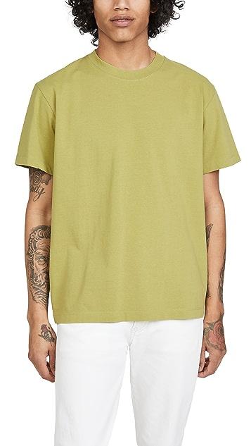 Club Monaco Short Sleeve Drew Tee