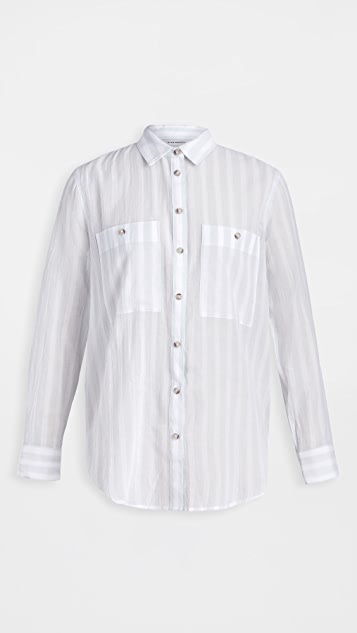 Club Monaco Marnee 衬衫