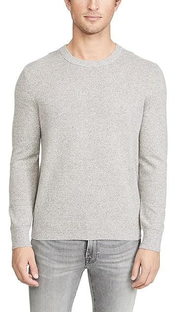 Club Monaco Mouline Crew Cashmere Sweater