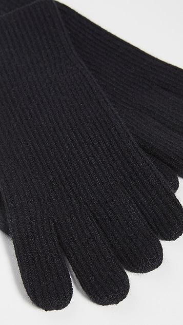 Club Monaco Kensington Cashmere Gloves