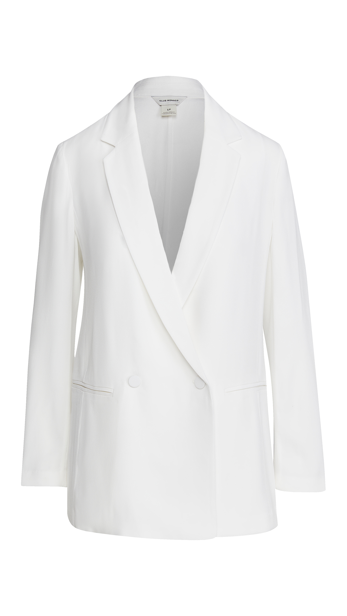 Club Monaco Deconstructed Blazer