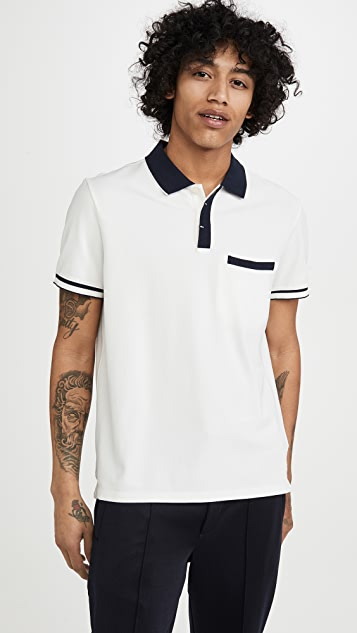 Club Monaco Welt Pocket Polo