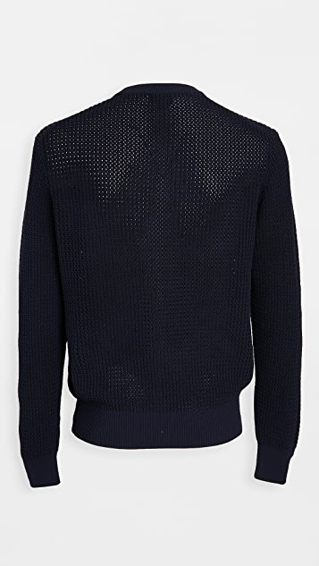 Club Monaco Sunset Crew Sweatshirt