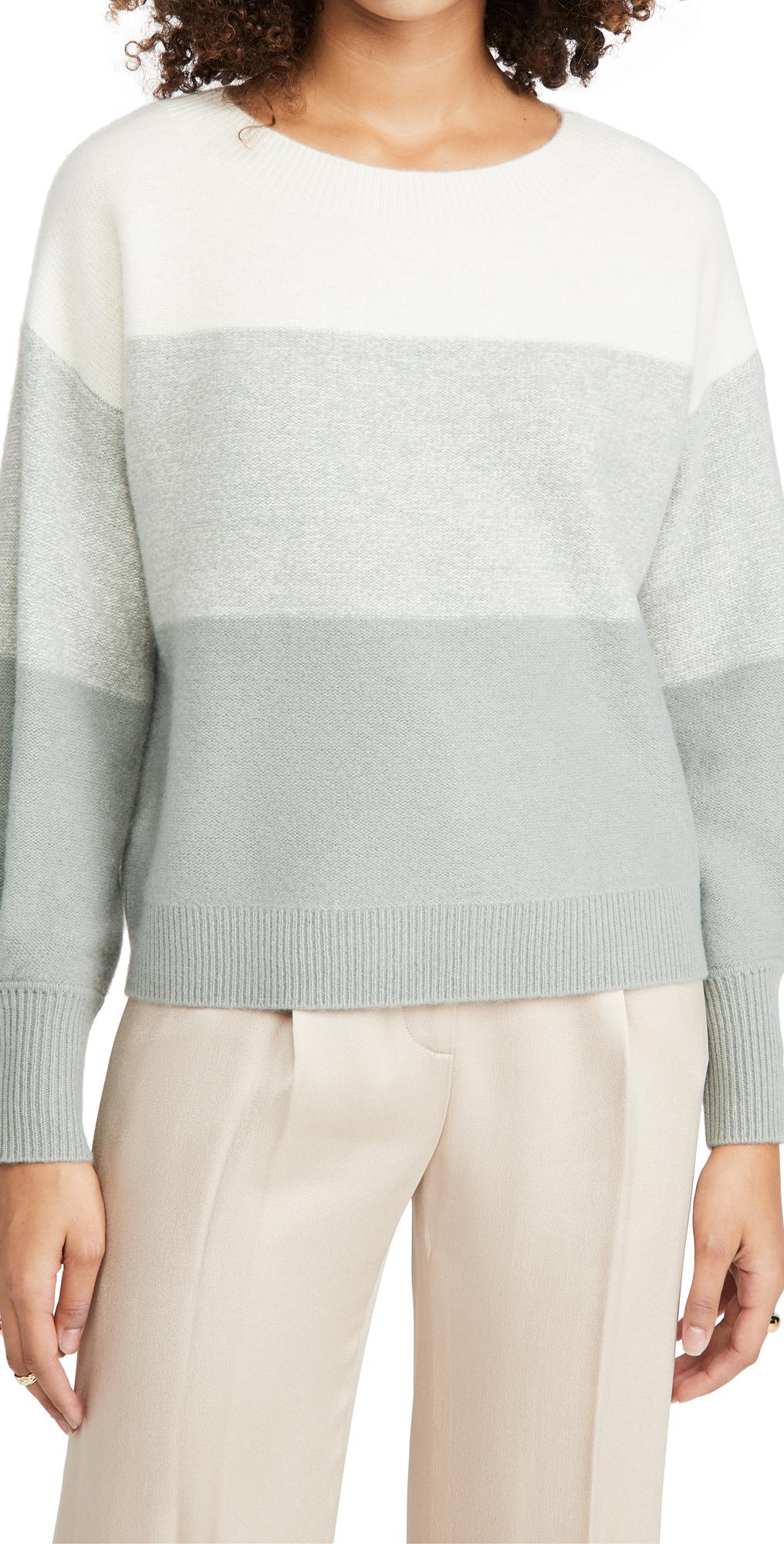 Club Monaco Boiled Boatneck Cashmere Sweater