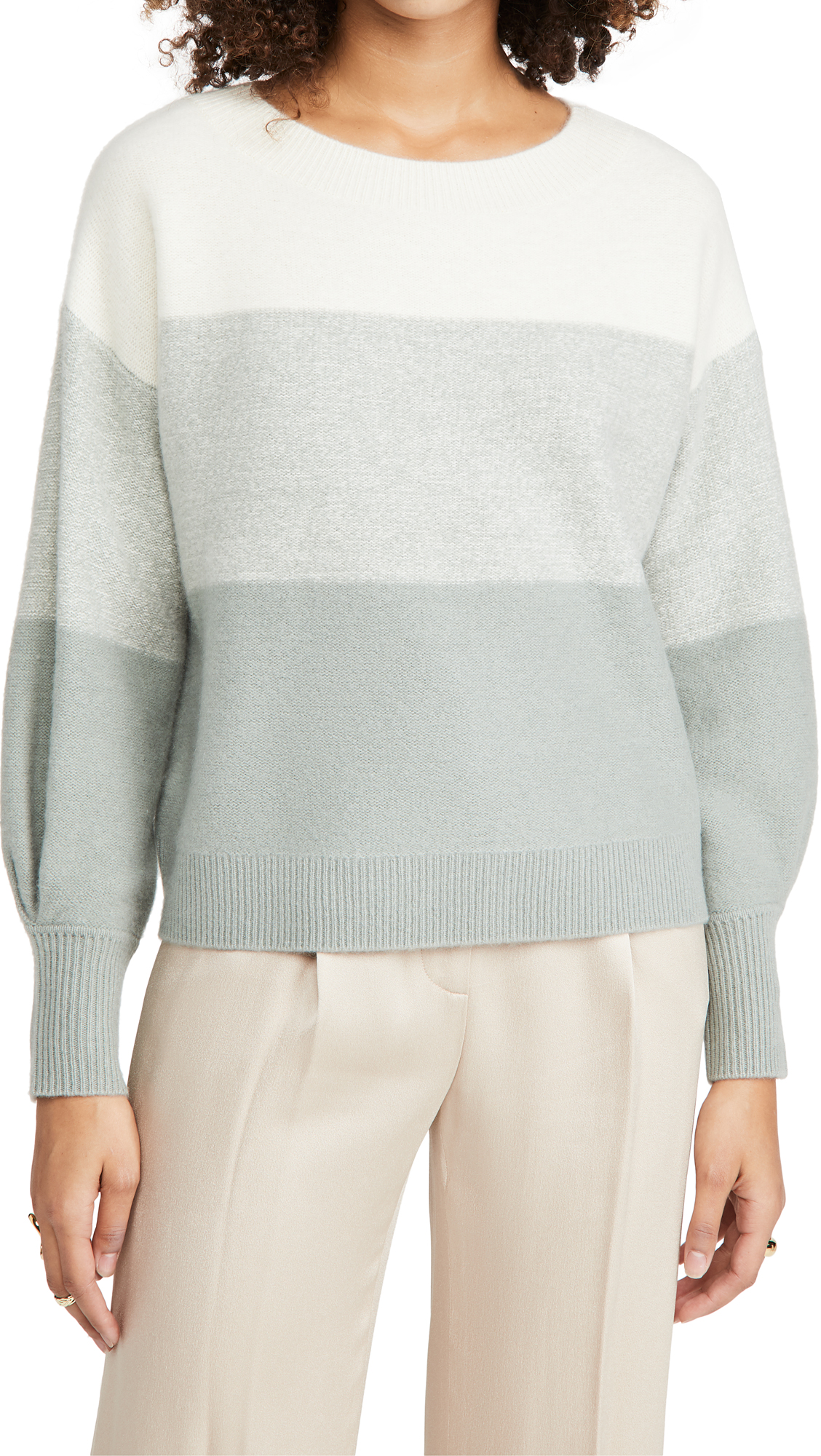 Club Monaco Boiled Boatneck Cashmere Sweater