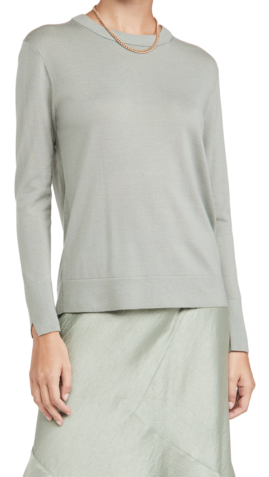 Club Monaco Essential Crewneck Sweater