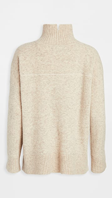 Club Monaco Oversized Turtleneck Sweater