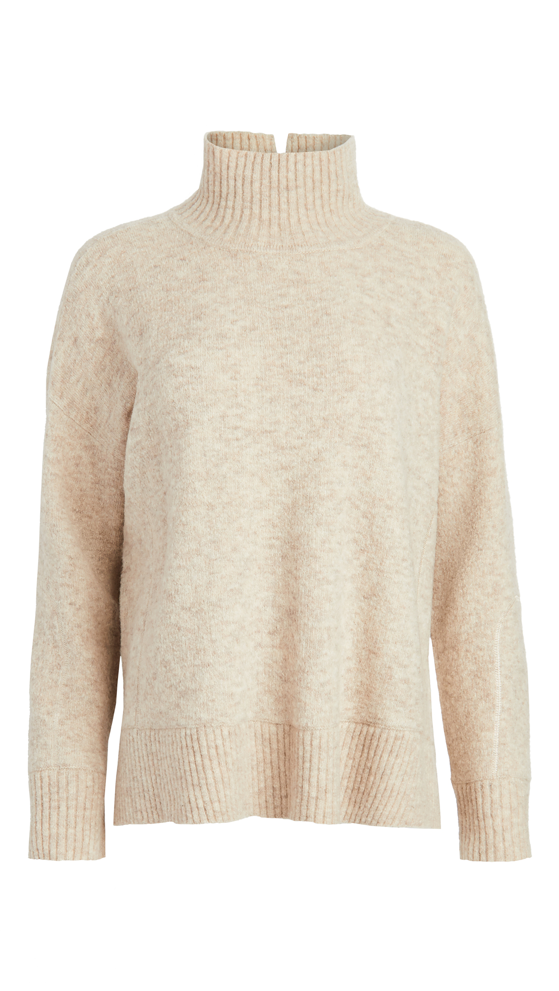Club Monaco Oversized Turtleneck Sweater