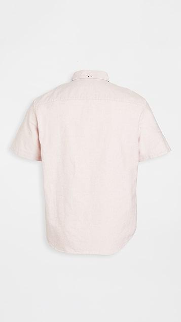 Club Monaco Summer Oxford Shirt