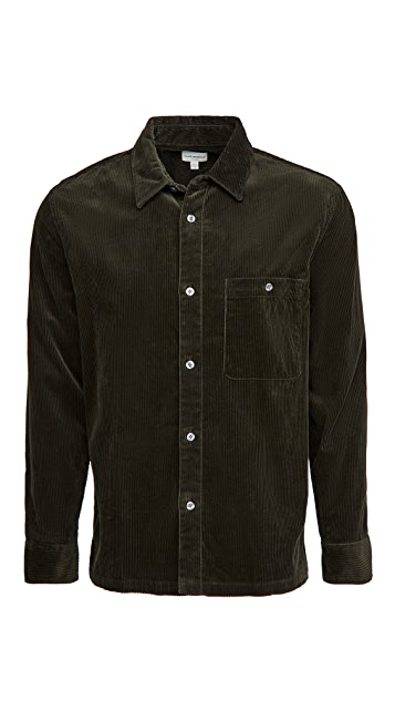 Club Monaco Corduroy Workshirt