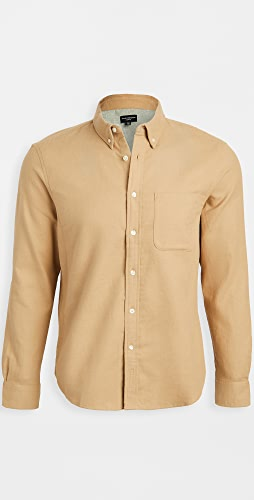 Club Monaco - Double Face Long Sleeve Shirt