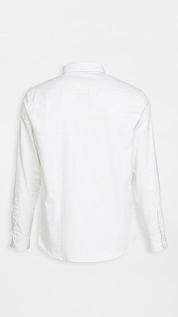 Club Monaco Jasper Long Sleeve Shirt