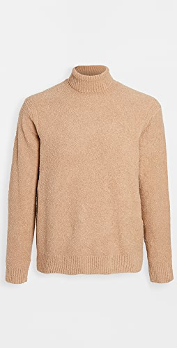 Club Monaco - Boucle Turtleneck Sweater