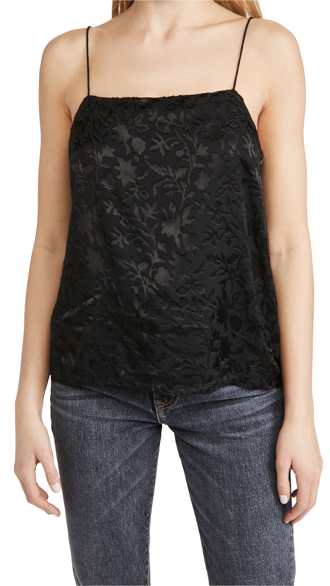 Club Monaco Burnout Cami