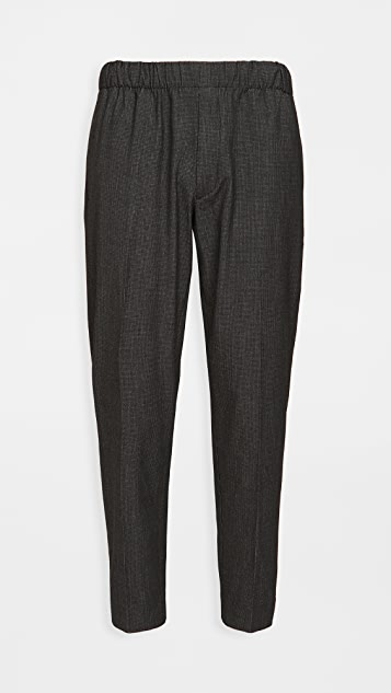 Club Monaco Elasticated Trousers